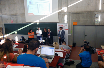 Clausura de los cursos de comercio electrónico y marketing digital